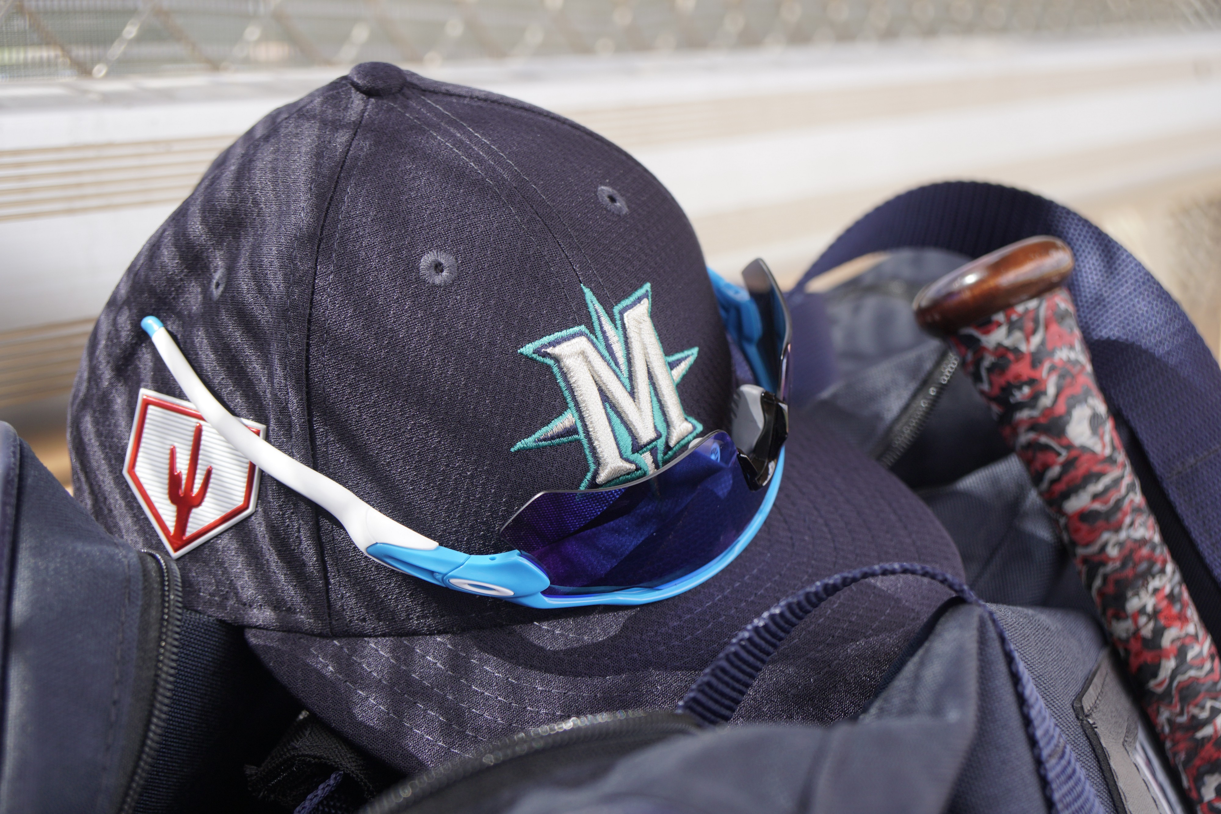 buy online 31621 e2c58 Mariners Spring Training Roster Move — March 3, 2019