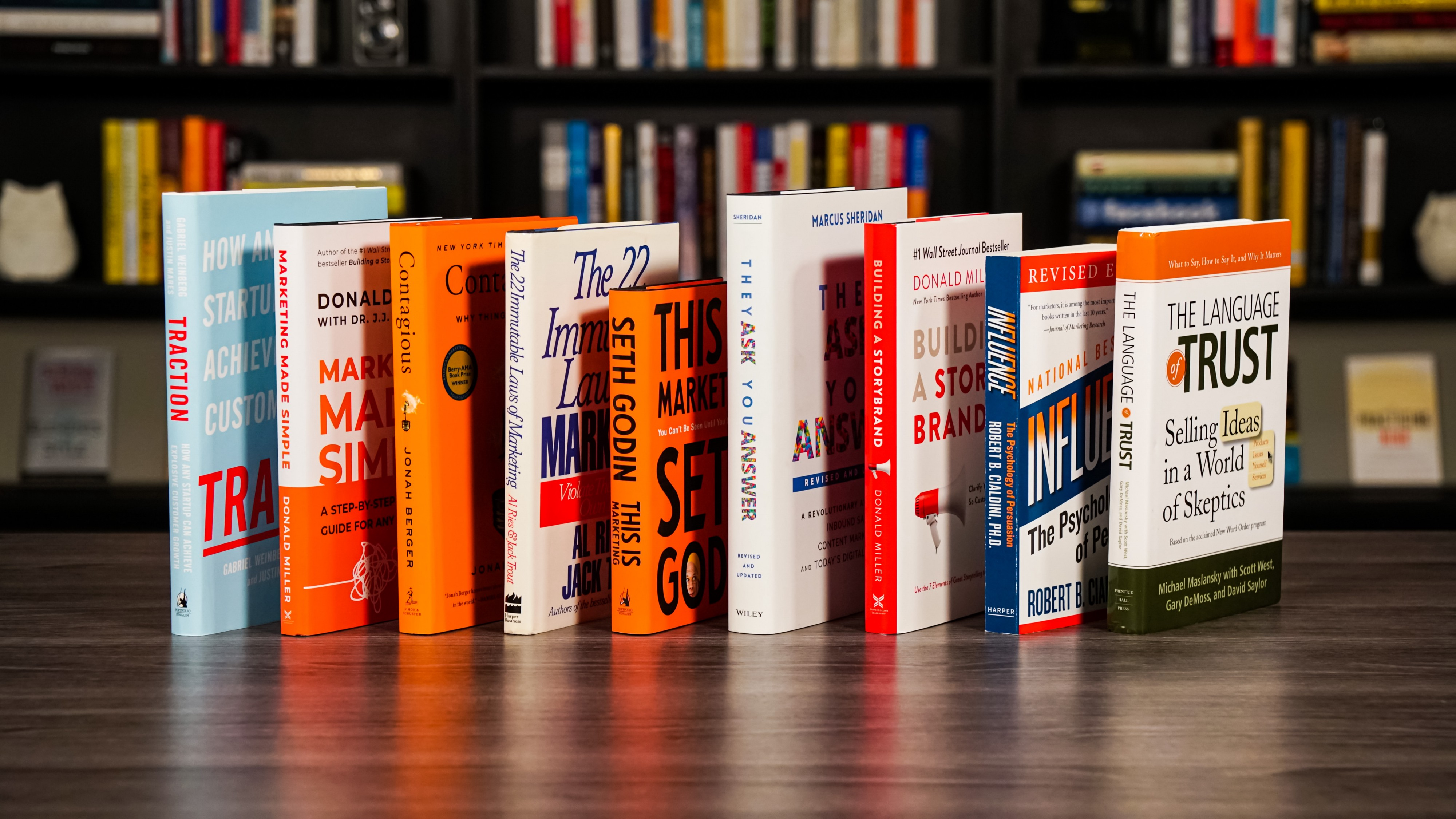 The 9 Best Marketing Books For Entrepreneurs To Read In 2021