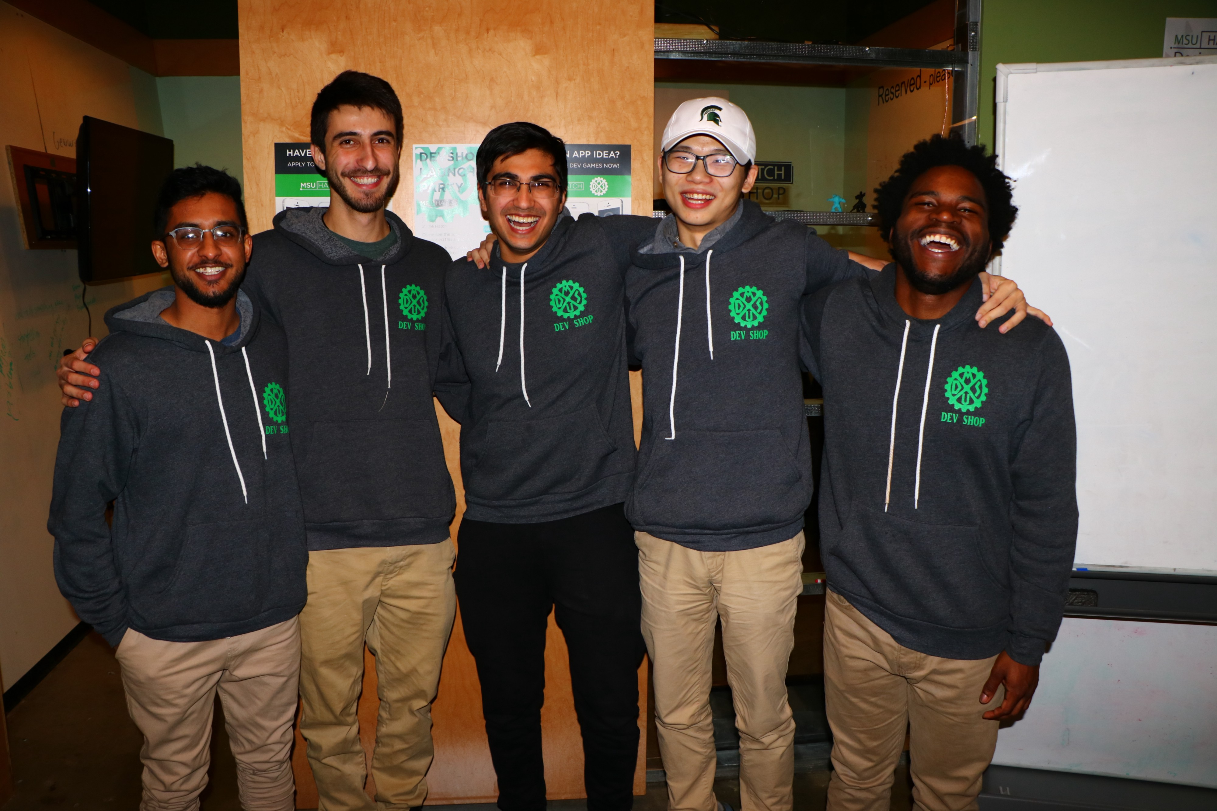 Msu Student Info >> A Team Of Msu Student Developers Created 4 Apps In Only 2