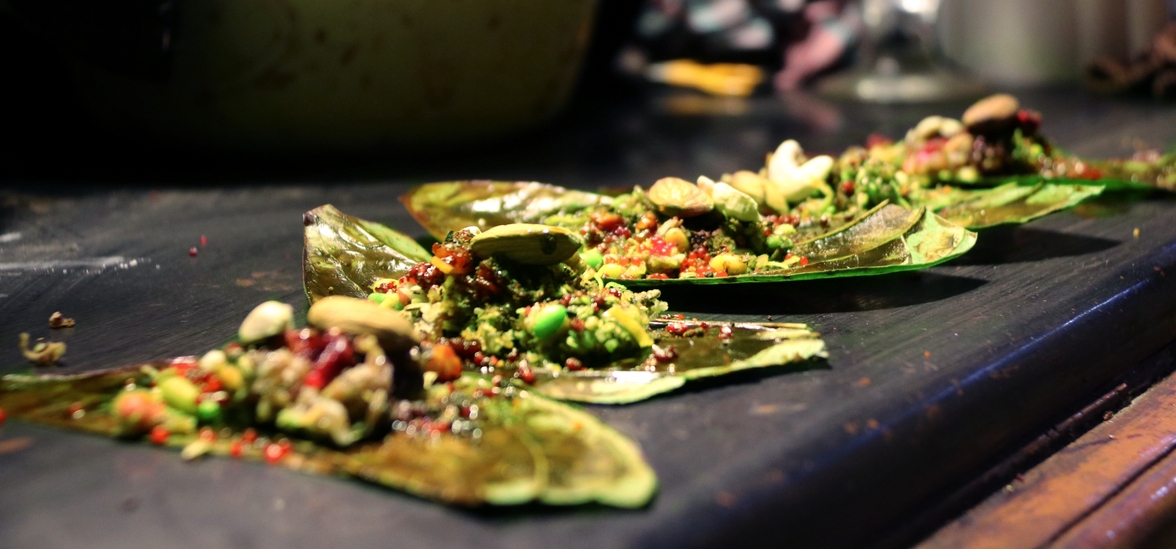 Traditional Indian Paan