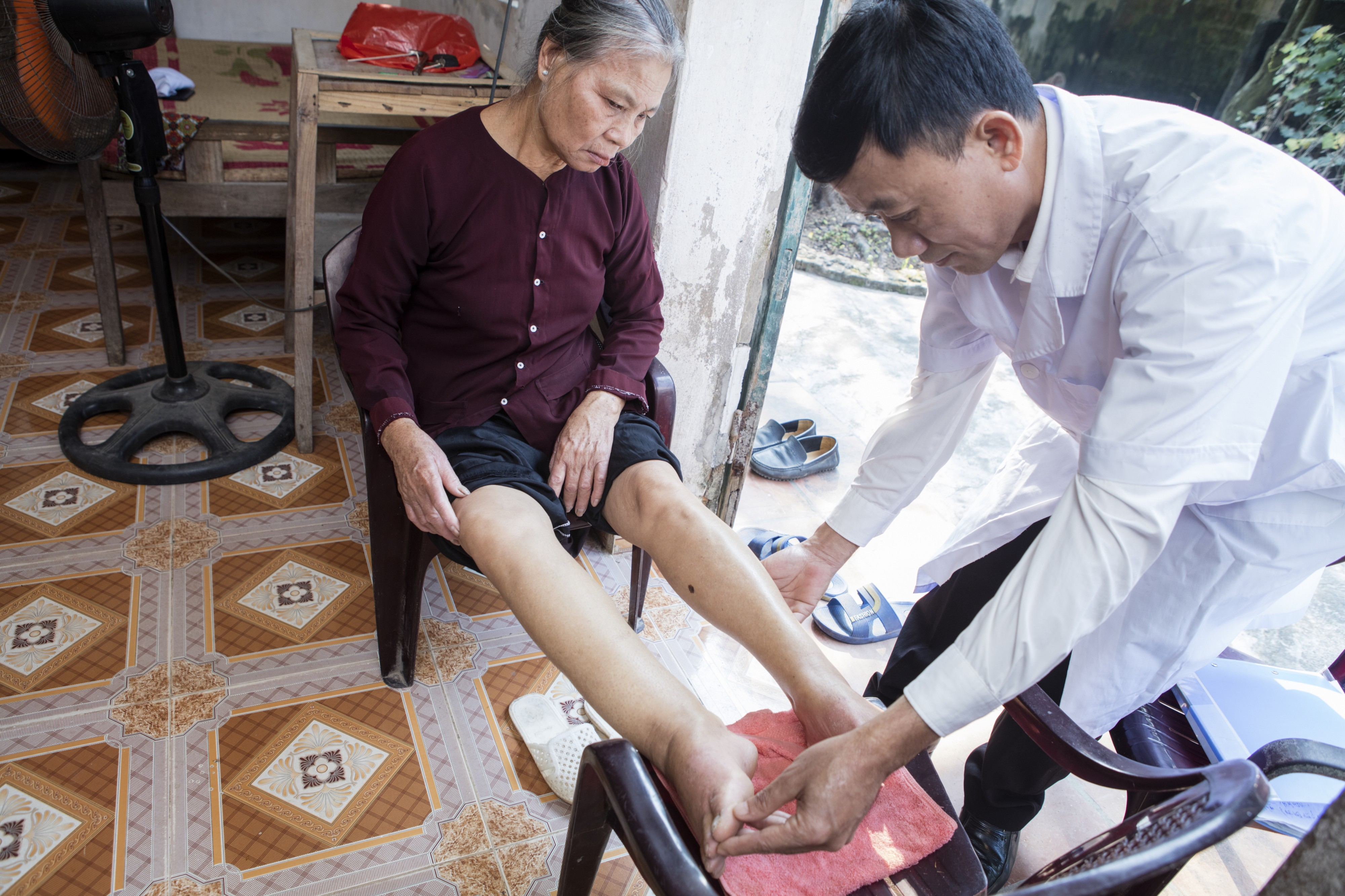 A bright future: Eliminating lymphatic filariasis in Vietnam