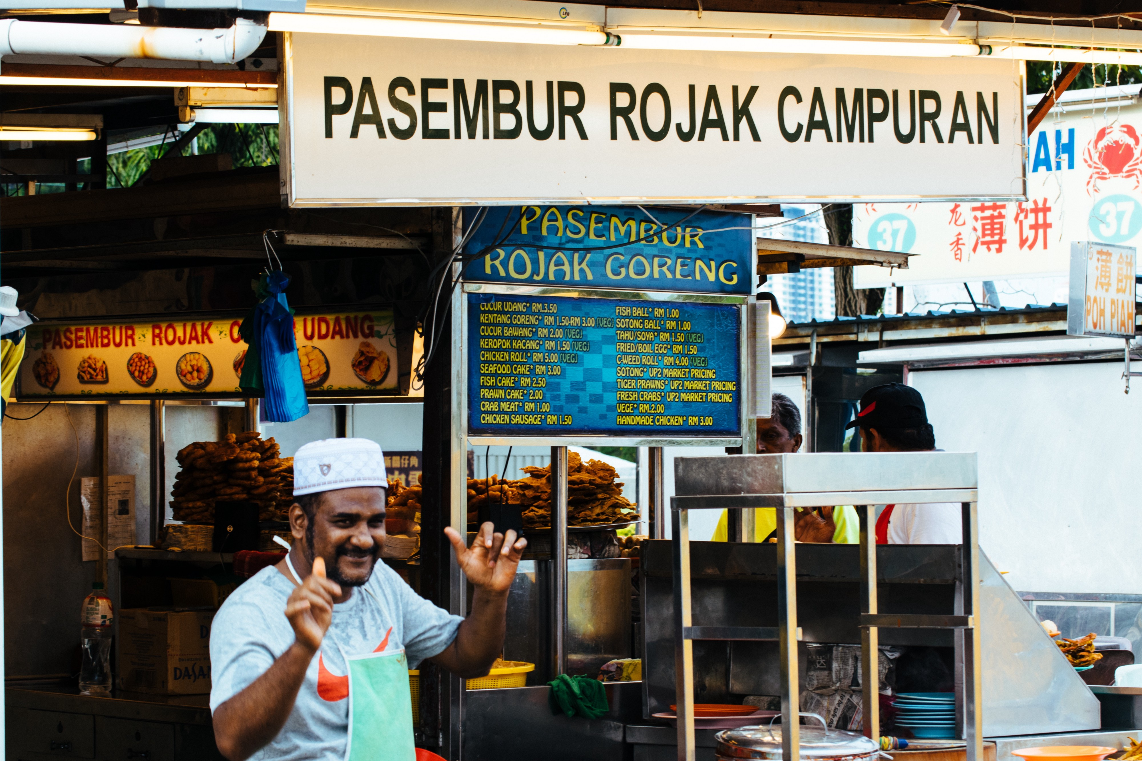 What Hawker Food Stalls Can Teach Us About Niching - The