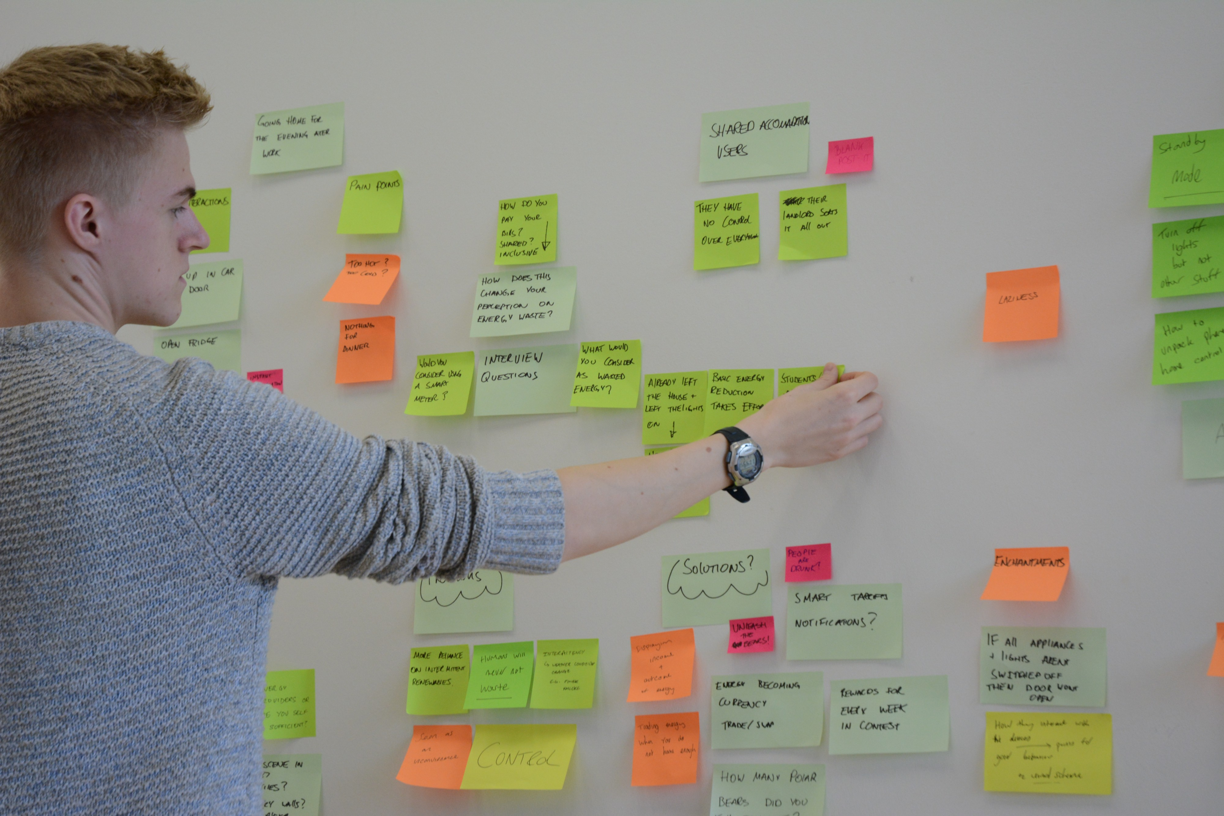 Transparency Is Key Lessons From My First Hackathon With By Jack Strachan Ux Planet
