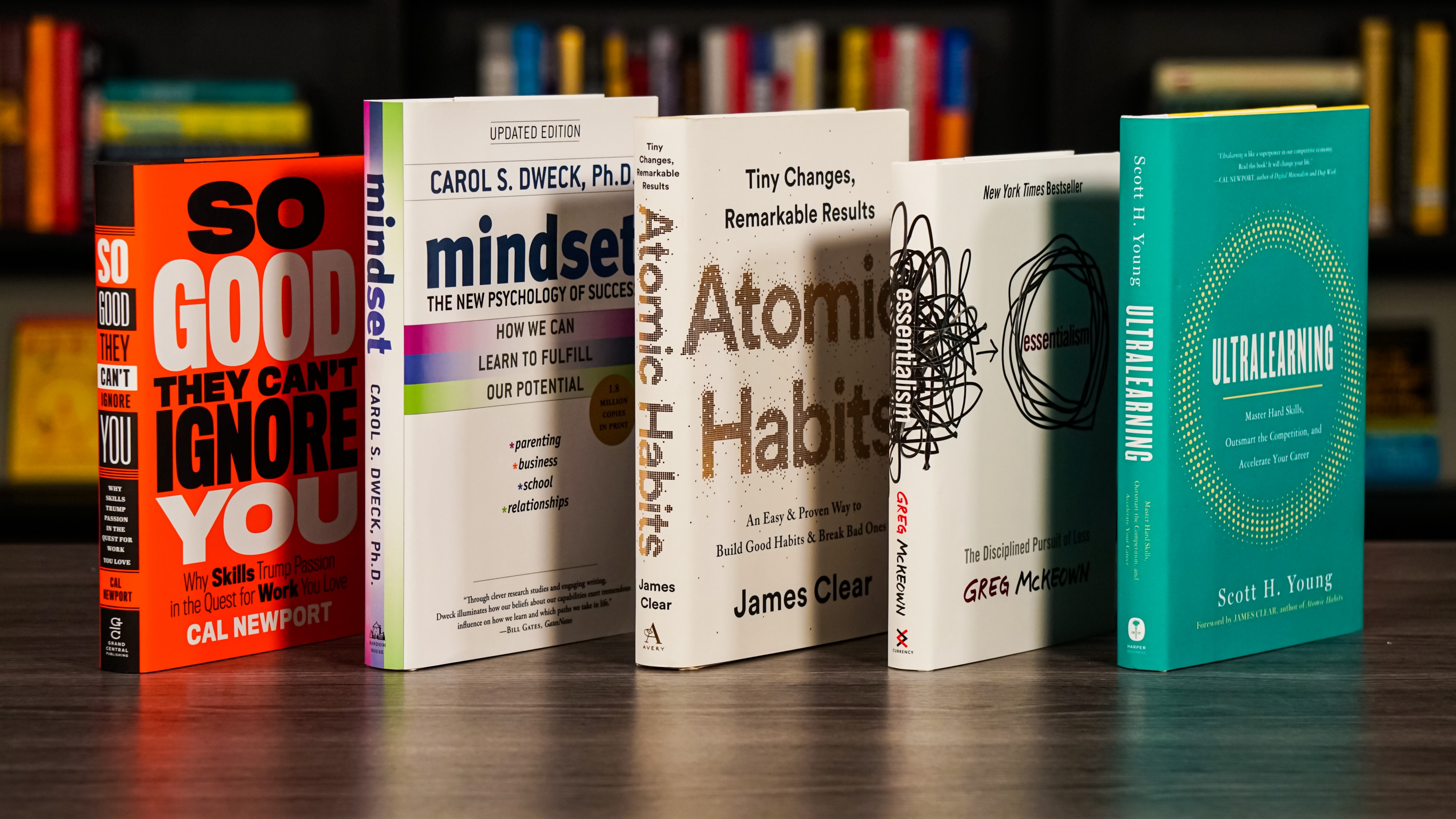 The Best Self-Help Books For Entrepreneurs To Read In 2021