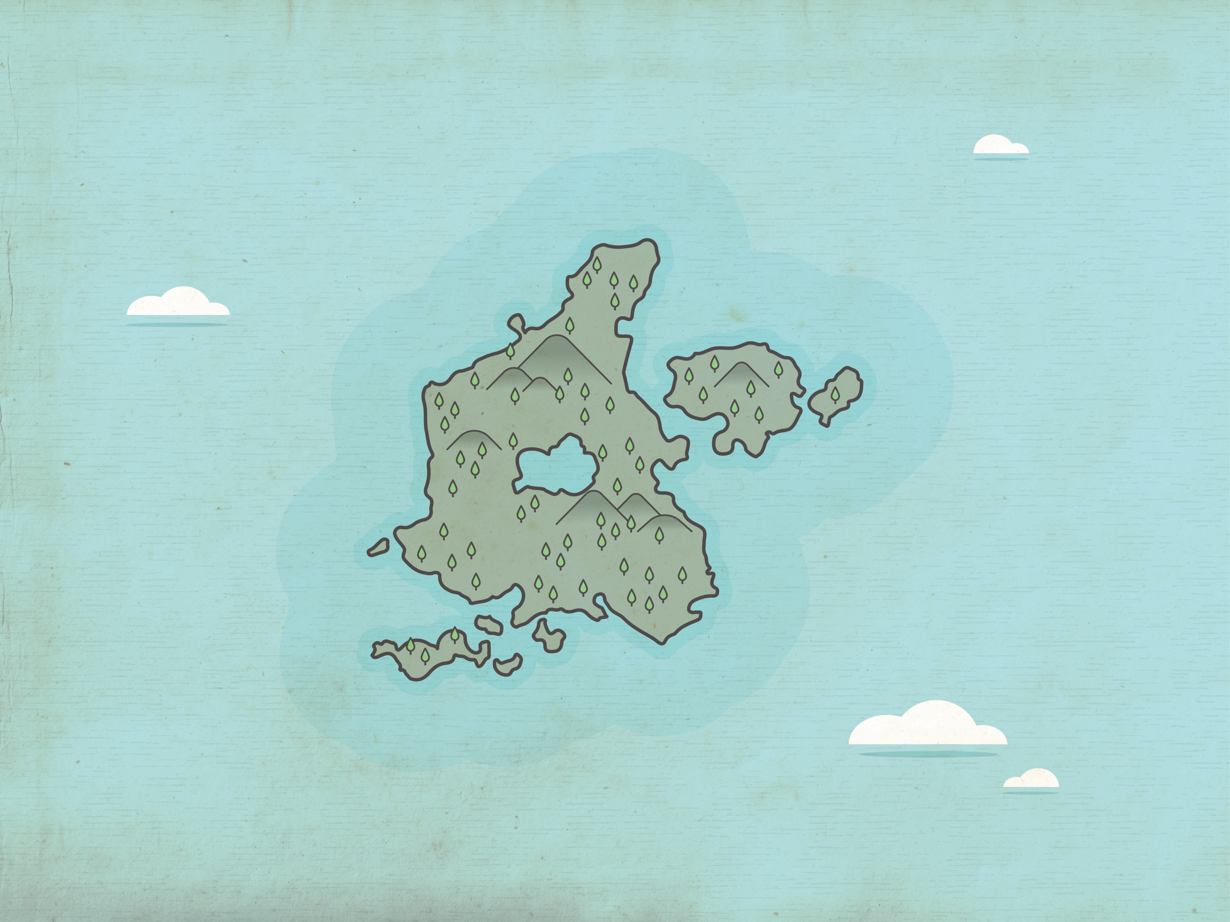 A Writer's Guide to Fantasy Maps: Pt1 - Noteworthy - The
