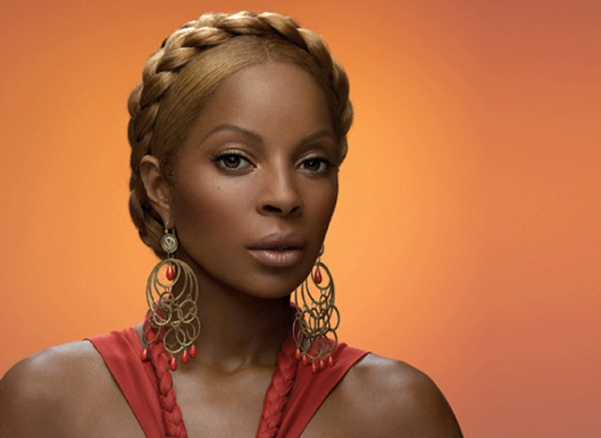 3 Hairstyles from 3 Mary J Blige Album Covers - Tress