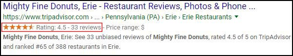 ratings and reviews schema markup example