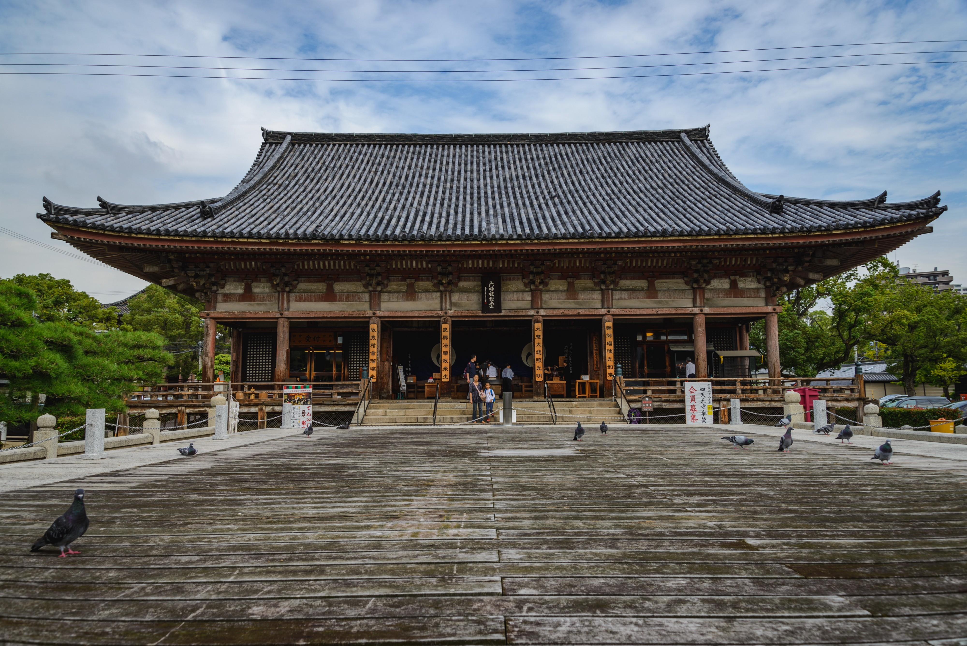 The Oldest Buddhist Temple In Japan By Alexandr Moroz Travel Far Near