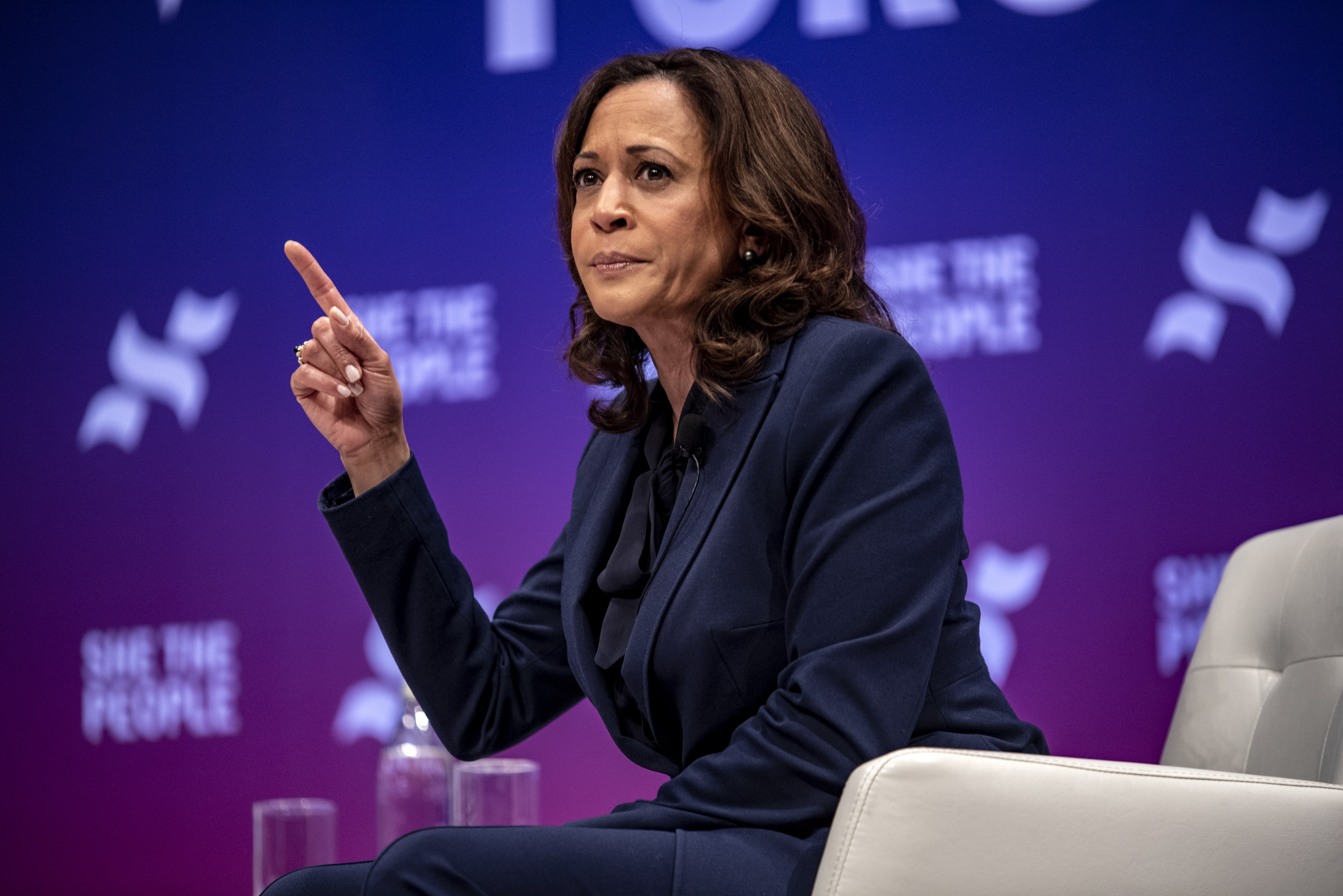 Kamala Harris Has A Black Man Problem Here S How To Fix It Level