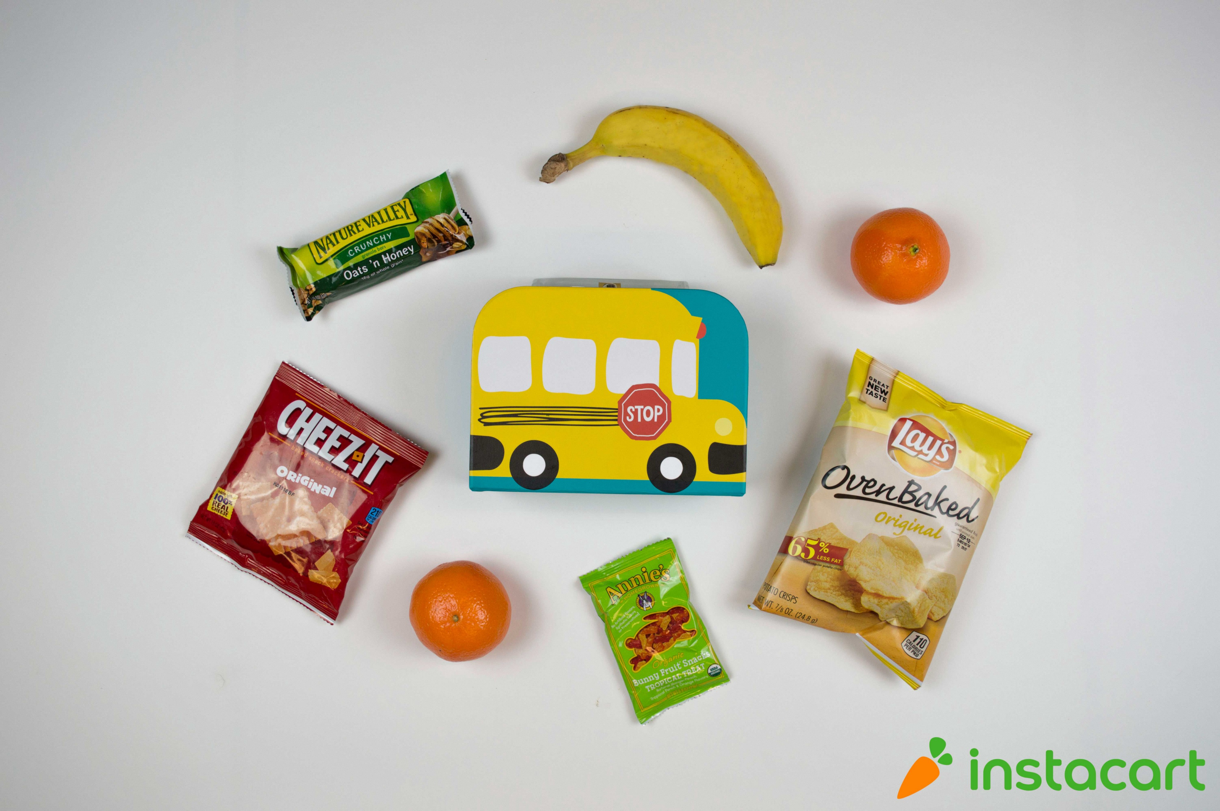 Be Ready for the Back To School Hustle and Bustle! Instacart