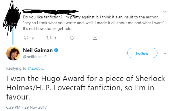 Fanfiction is Always Media Criticism - Mary Kate McAlpine