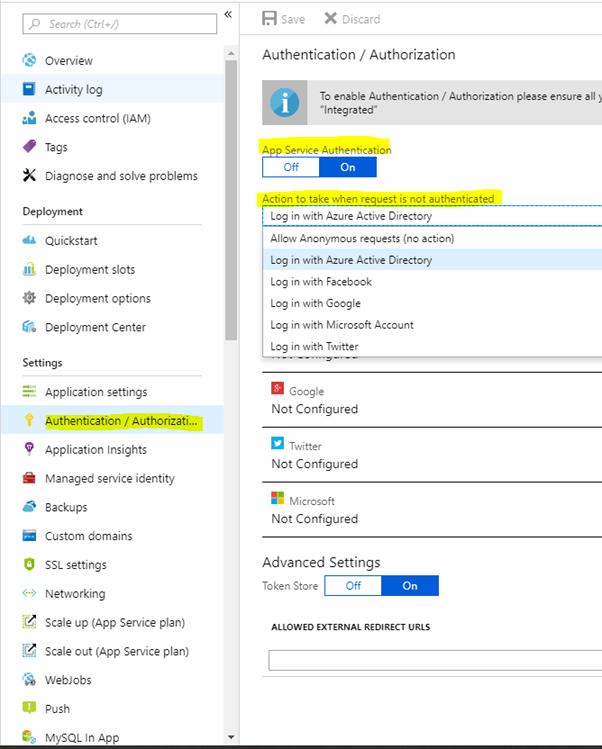 Retrieving Azure AD Bearer Access Token to Access Azure App