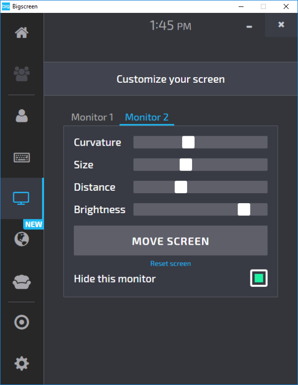 How to Use Multiple Monitors in VR with Bigscreen - Bigscreen