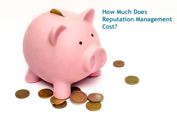 How much does online reputation management cost?
