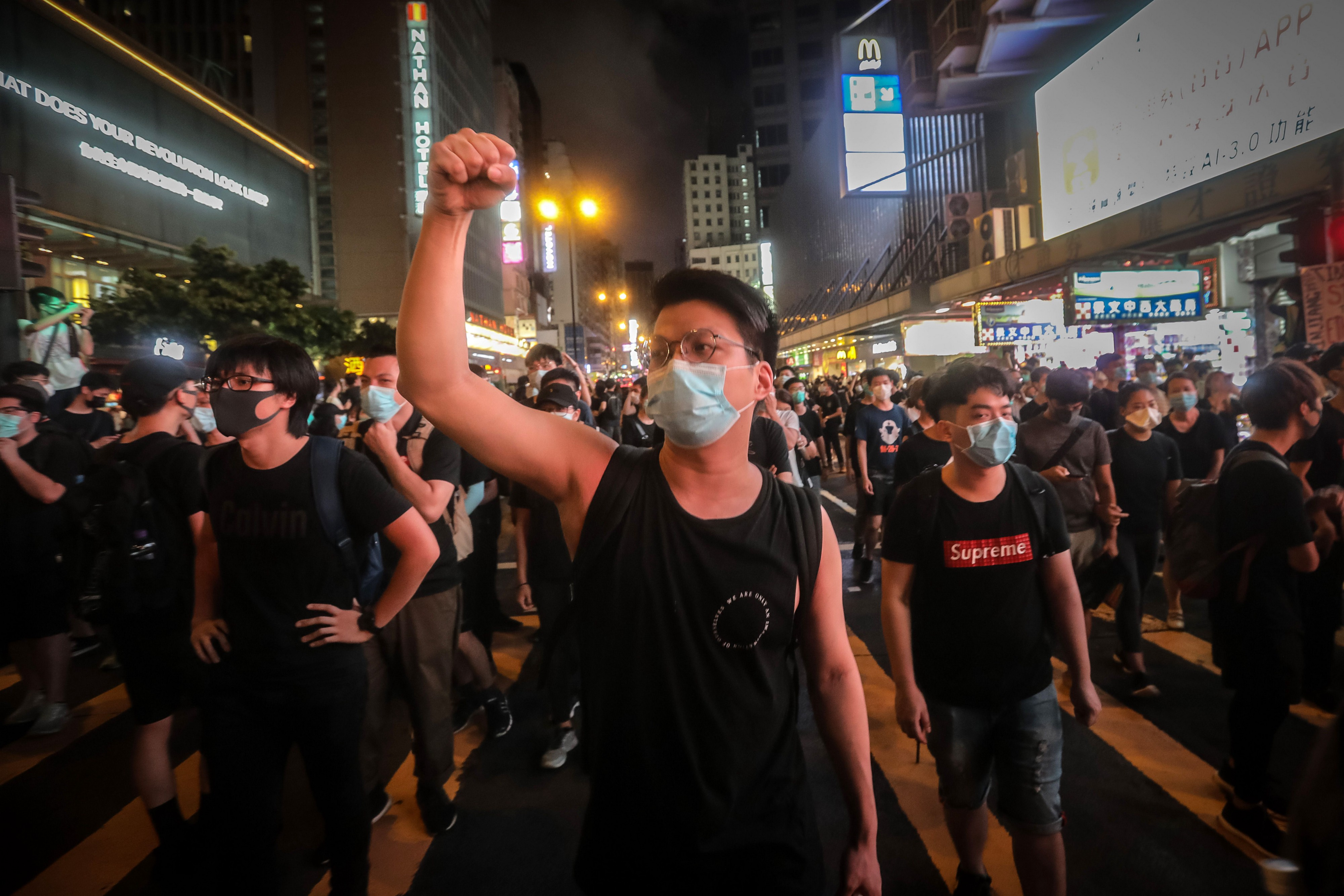 Why Youtube Keeps Demonetizing Videos Of The Hong Kong Protests