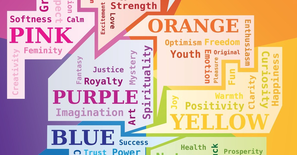 The Psychology of Colours in Marketing - Blu Mint Digital