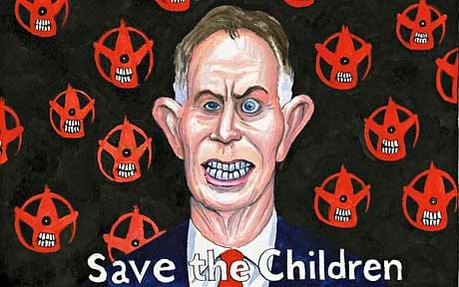 Leaked Save the Children e-mail shows extent of Tony Blair scandal