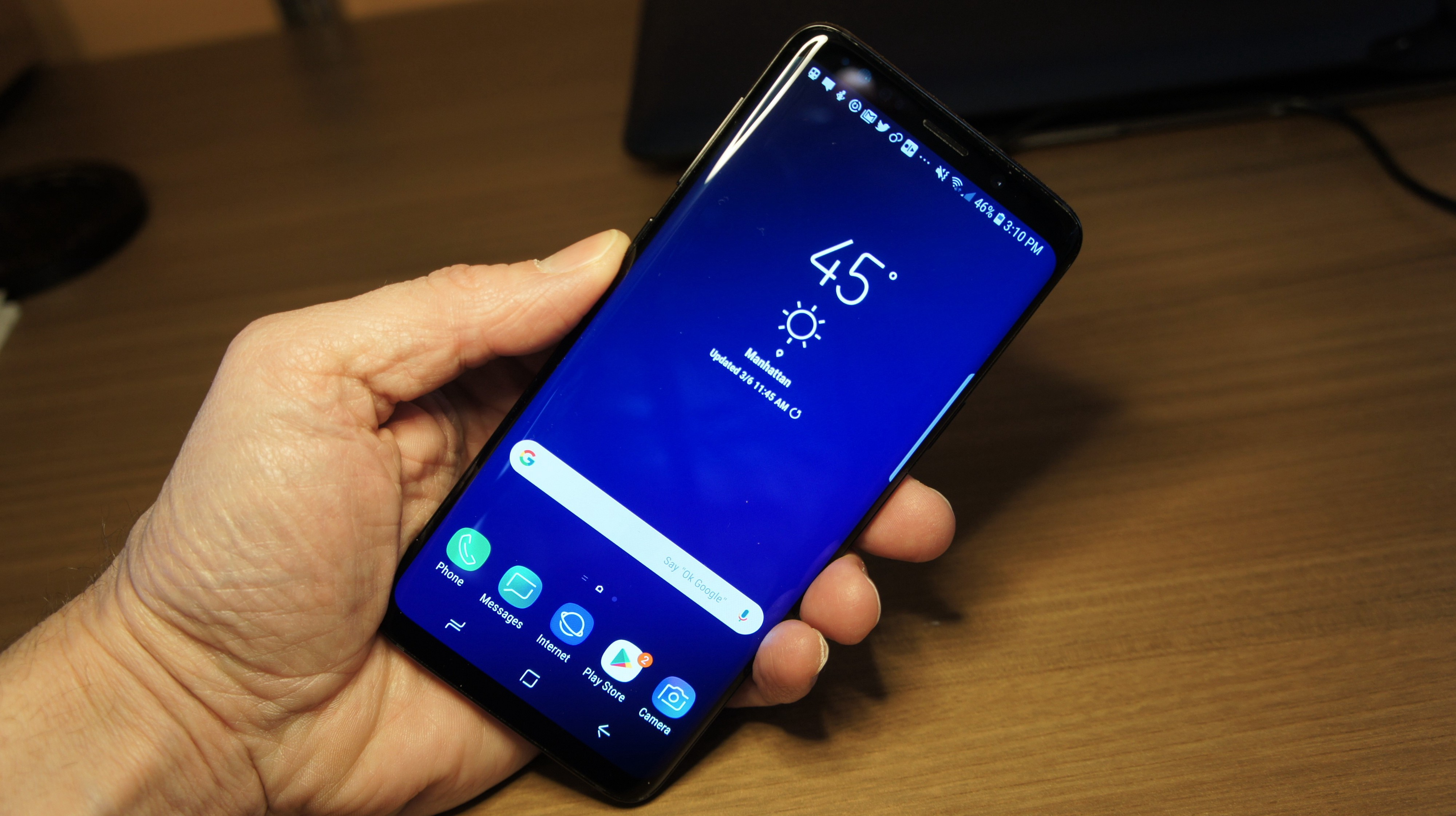 Samsung Galaxy S9 is the Android you want - Lance Ulanoff