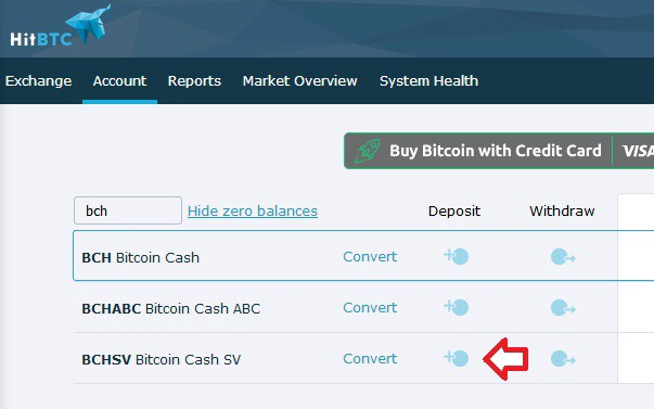 How To Claim Free Bch Sv Forked Coin And How To Exchange Into Bitcoin -