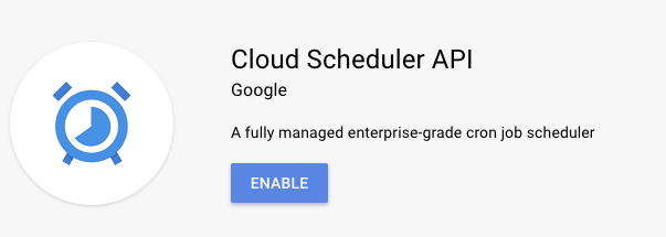 Google Cloud Functions Tutorial : Using the Cloud Scheduler to