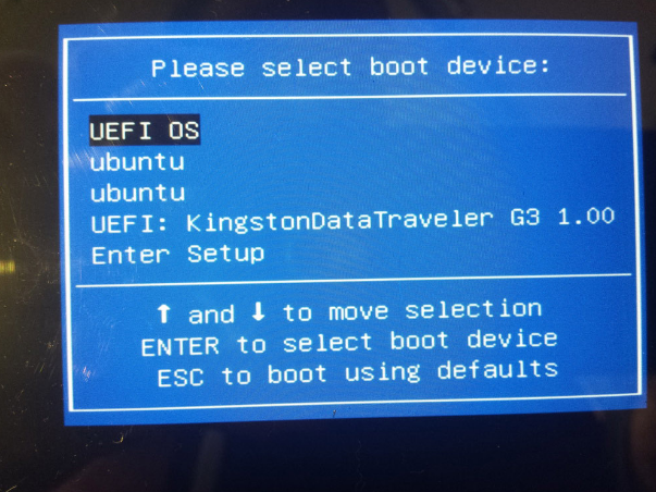 Installing Ubuntu or Mint Linux on Onda V80 Plus tablet