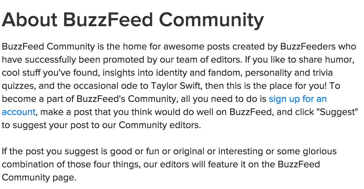 Buzzfeed Community, NPR Code Switch, and the Perils of