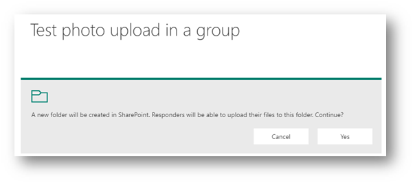 Microsoft Forms Now Supports Attachment Uploads Regarding 365