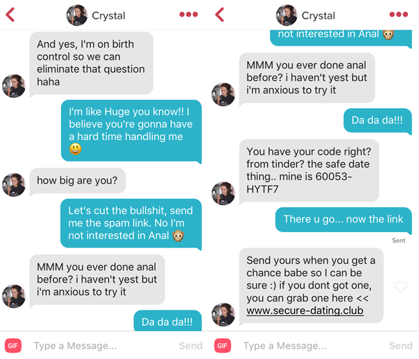 tinder code for free