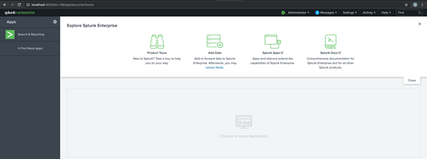 Improve Your Lab Environment: Installing Splunk on Local