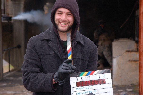On set in 2007