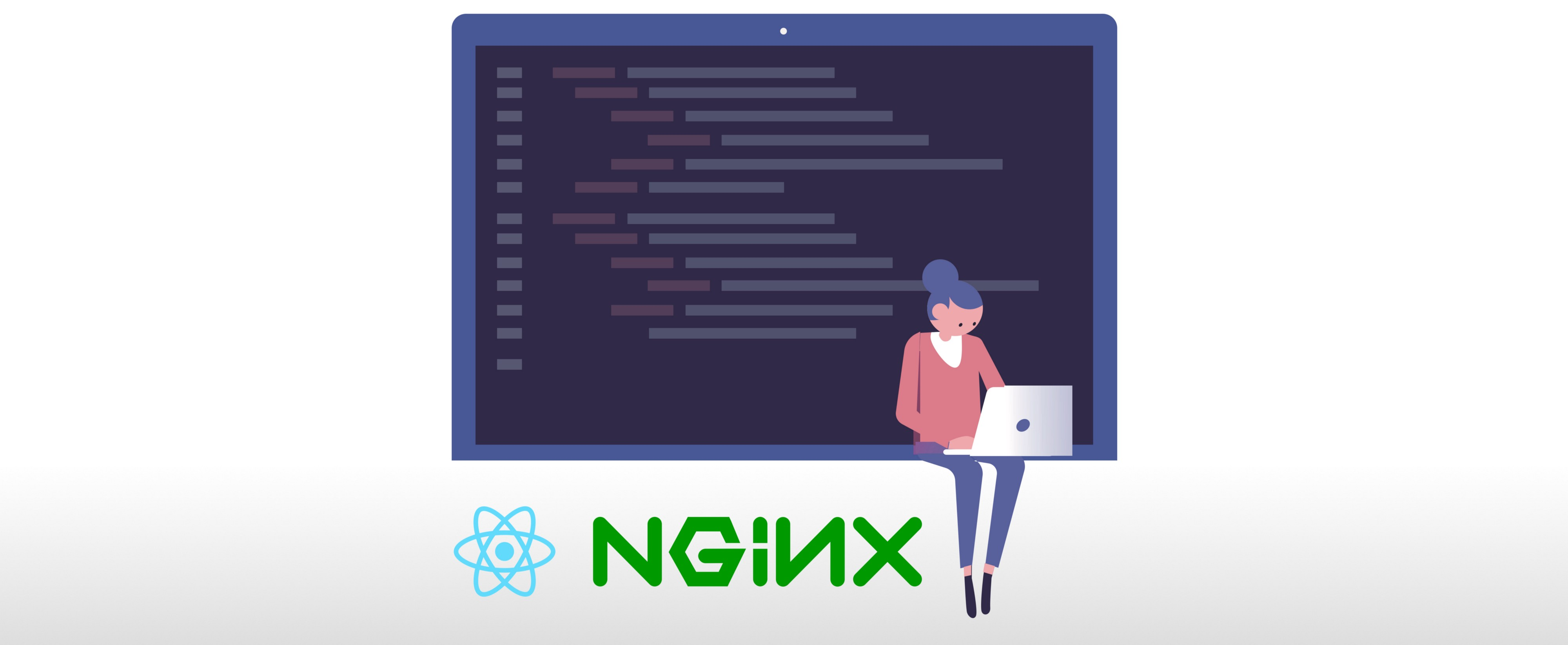How to setup nginx for react - codeburst
