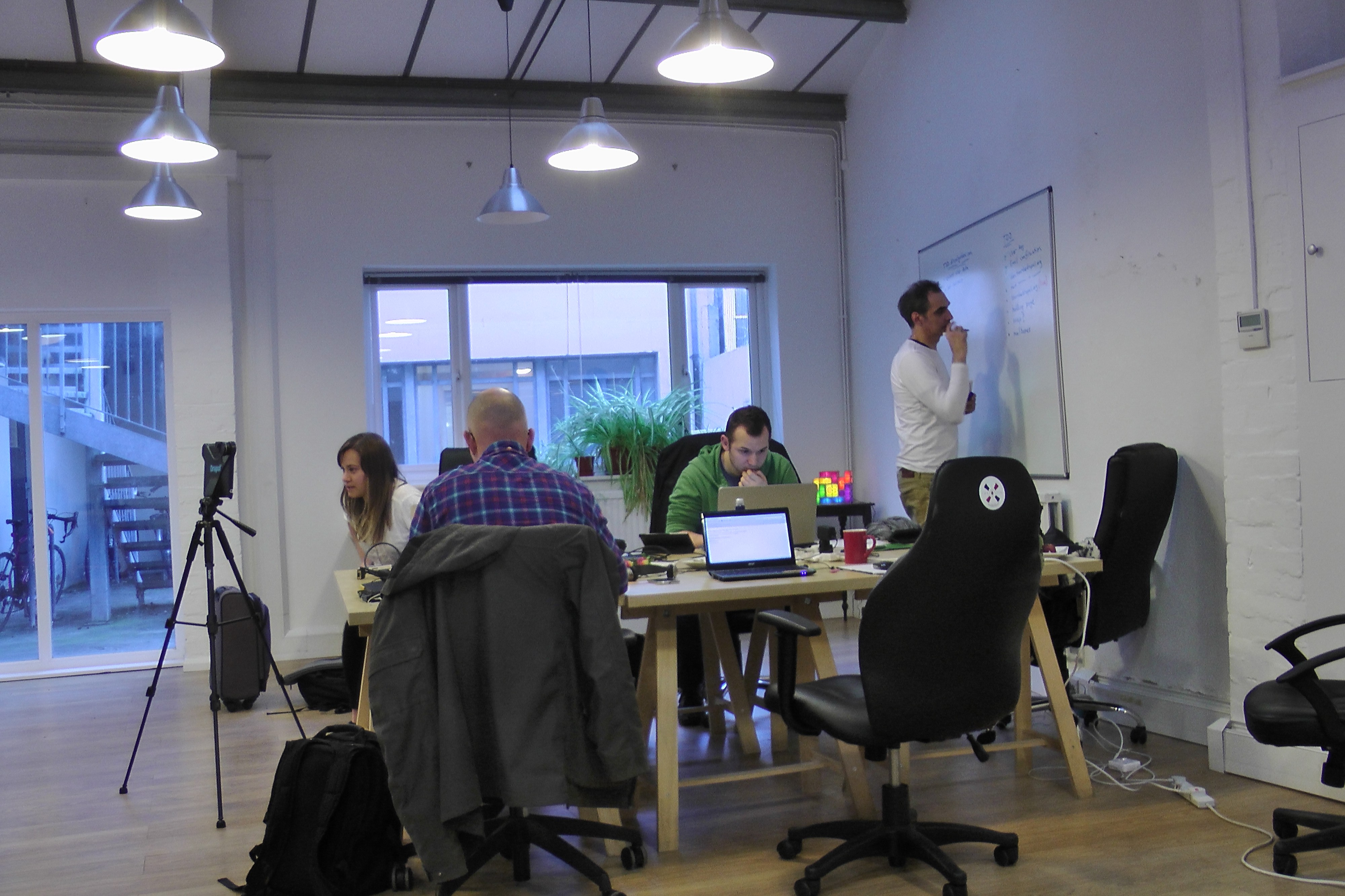 How Coworking Co-Opts the Traditional Office Space
