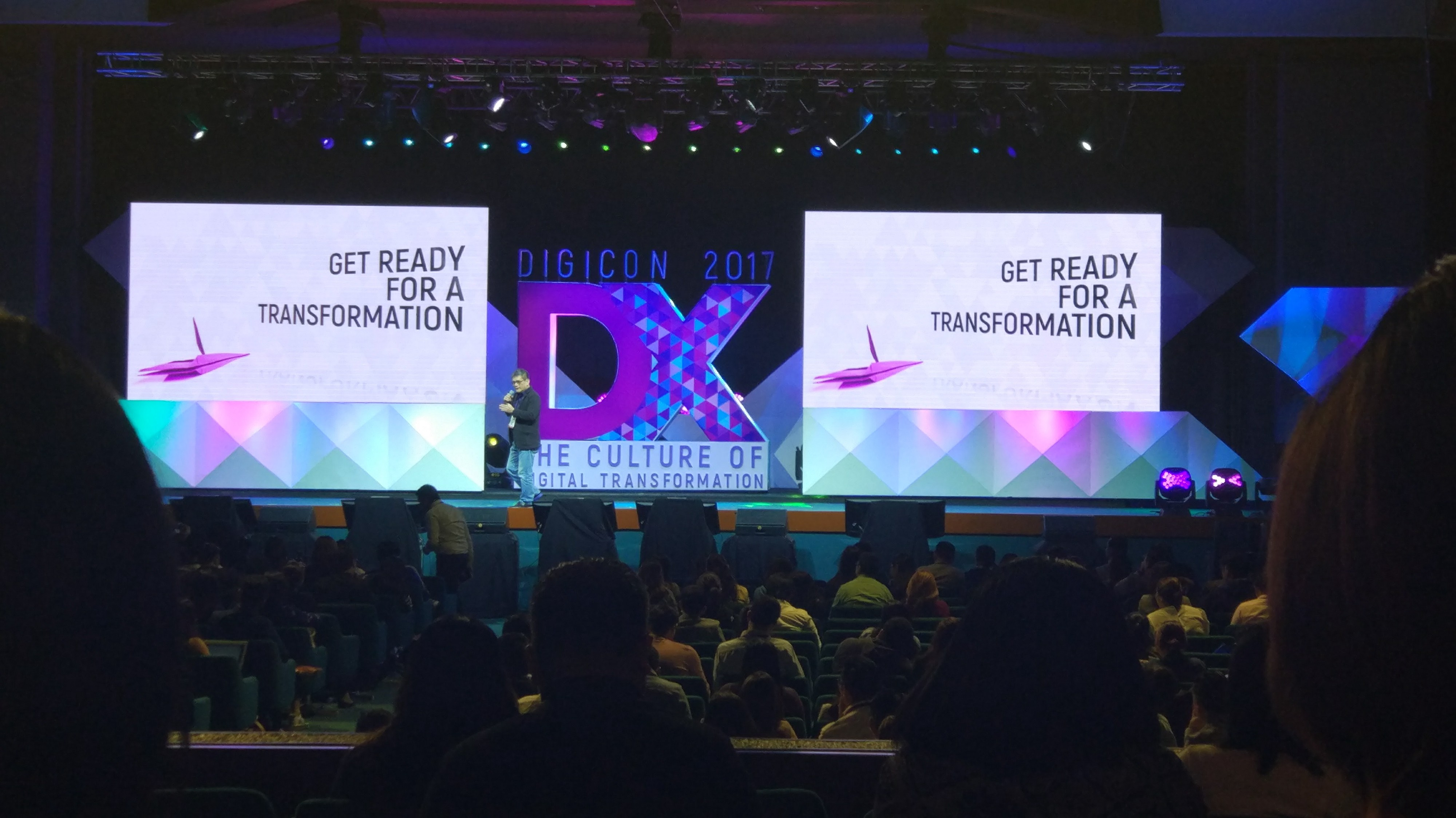 Are you ready for DX? - John Clements Lookingglass - Medium