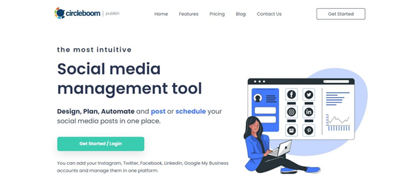 Easy-to-use social media automation with more than imagined functions