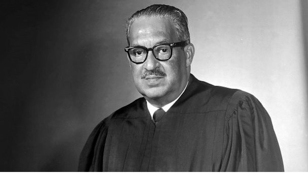 Justice Thurgood Marshall from the National Archives