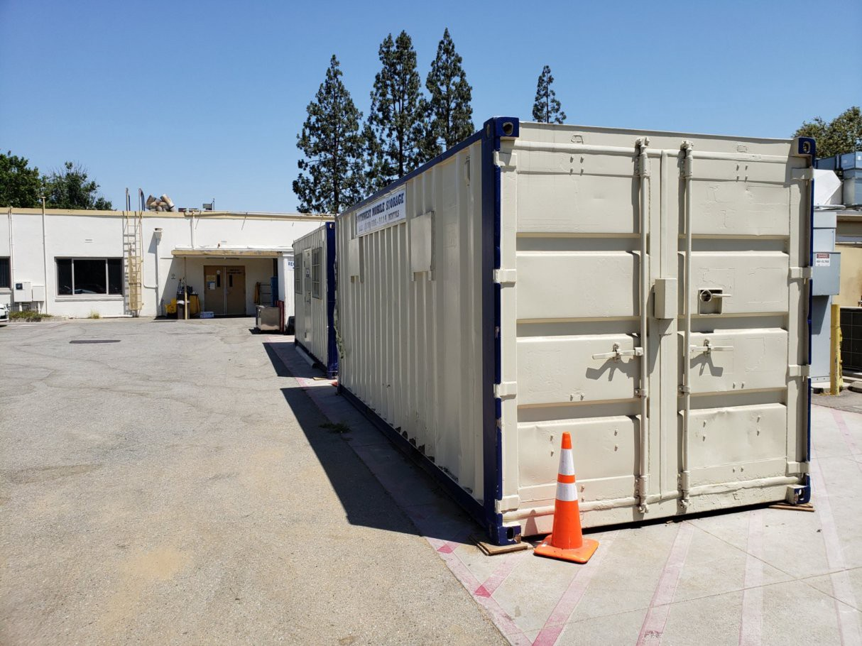 Choose the Right Mobile Storage Container