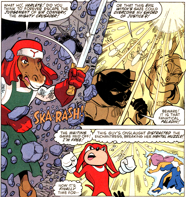 I Read Every Sonic Comic By Ken Penders And They Re Wilder Than You Could Ever Imagine By Bobby Schroeder Medium