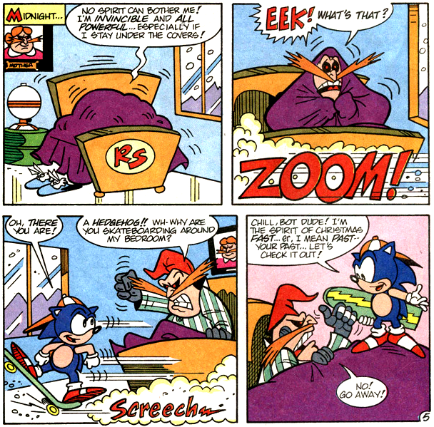 10 Weird And Wonderful Archie Sonic Stories That Hold Up Today By Bobby Schroeder Medium