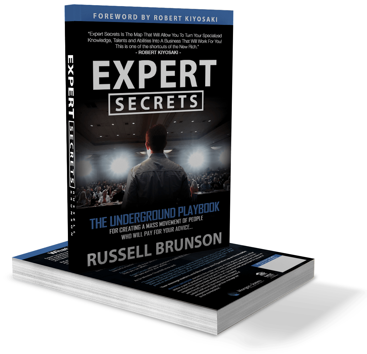 expert secrets by russell brunson