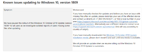 How to Recover Data After Windows 10 Update to Version 1809