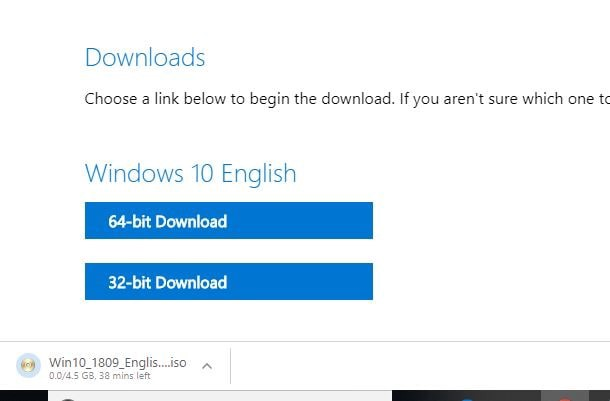 Download Windows 10 May 2019 Update version 1903 build 18362 ISO