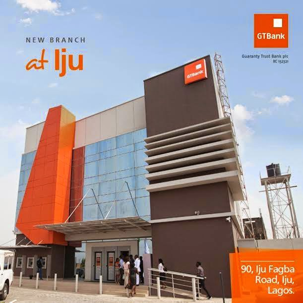 Gtbank branches in nigeria