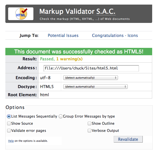 The Best Offline Tools to Validate HTML and CSS Markup