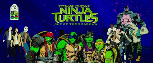 Tmnt Out Of The Shadows Of That Abominable Last Movie Blu Ray Review By Austin Vashaw Cinapse