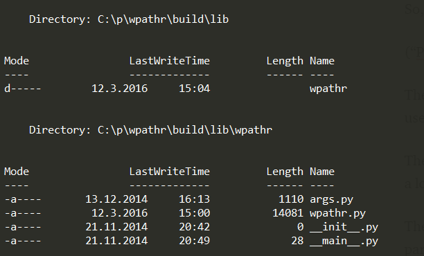 PowerShell as find exe replacement - Ville M  Vainio - Medium