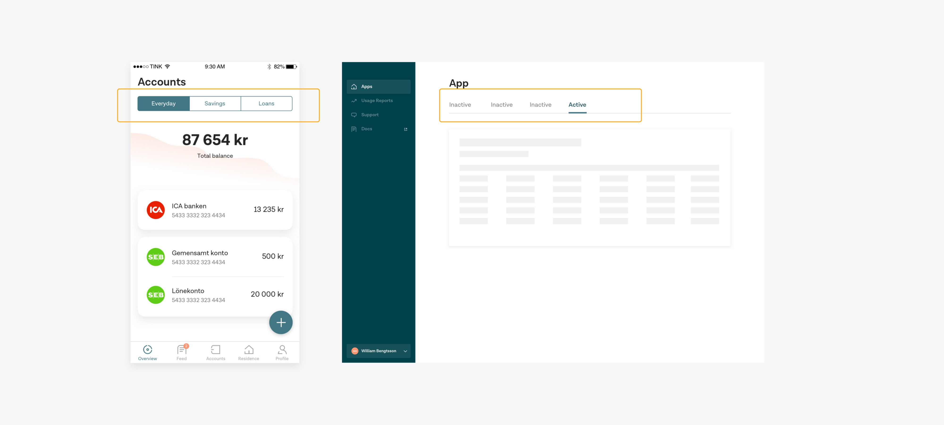 Creating a web design system from an app design system