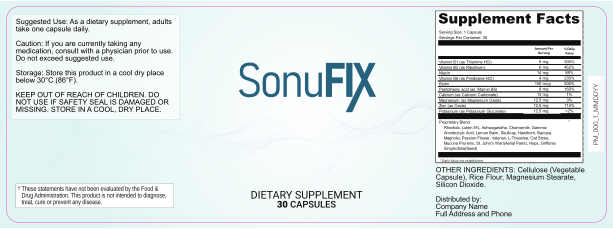 SonuFix Supplement Review 2020 — How Does SonuFix Ease Ringing in Ears?  SonuFix Tinnitus Supplement | by Jawaria | Medium