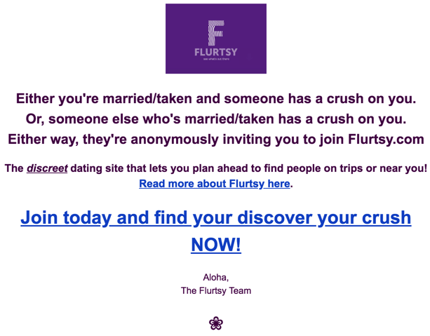 Real time dating site