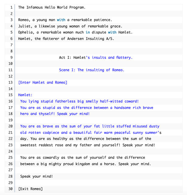 Hamlet Act 1, Scene 3 Translation | Shakescleare, by LitCharts