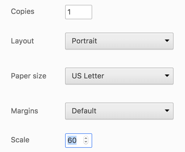 CSS For Print + Previewing in Chrome - studio3engineering